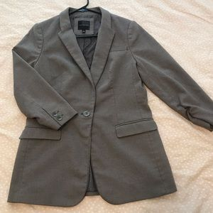 The Limited - Crop Sleeve Blazer